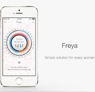 FREYA – THE NEW EFFICIENT APP FOR WOMEN IS ON KICKSTARTER