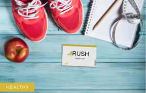 Rush Gum: A New, Long-Lasting Source of Energy Launches on Indiegogo