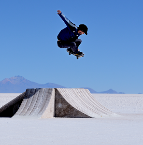 DOWN THE BACKSTREETS: BOLTS CLUB LAUNCHES INDIEGOGO FOR UNPRECEDENTED SKATEBOARD BOOK