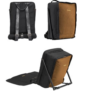 LEANBAG: STANDLEY ANNOUNCES KICKSTARTER FOR THE WORLD'S FIRST BACKPACK YOU CAN LEAN ON