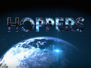 HOPPERS SCI-FI THRILLER COMES TO KICKSTARTER