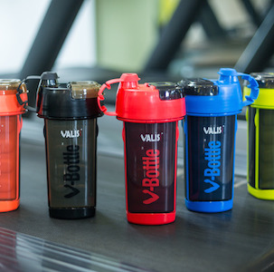 V-BOTTLE™ – THE ALL IN ONE SPORTS BOTTLE