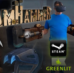 DISCOVER A VIRTUAL REALITY STEAMPUNK EXPERIENCE!