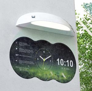 ATLM (A TOUT LE MONDE) STUDIOS UNVEIL COOLEST CLOCK ON INDIEGOGO