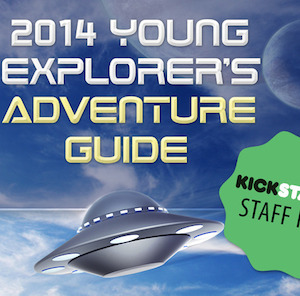 Young Explorer's Adventure Guide' Brings Science Fiction To Middle Grade Audience