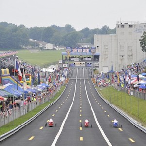 1000 FEET PROJECT TO BRING SOAP BOX DERBY RACE TO NYC