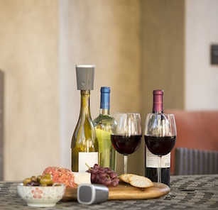 START-UP COMPANY LAUNCHES REVOLUTIONARY WINE SAVER