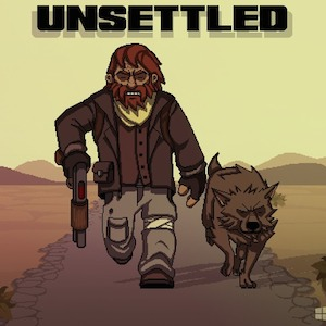 UNSETTLED IS A NEW SURVIVAL SANDBOX GAME THAT PUTS YOU IN THE DRIVER'S SEAT