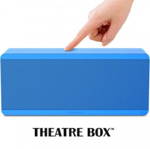 THEATRE BOX IS GOING TO CHANGE THE WAY YOU LISTEN