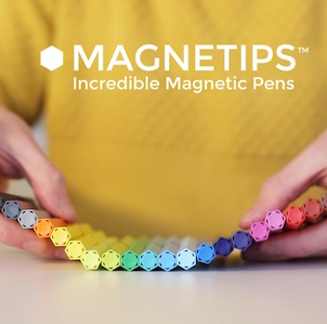 MAGNETIPS™ – INCREDIBLE MAGNETIC PENS