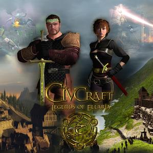 CIVCRAFT – LEGENDS OF ELLARIA A NEW SANDBOX