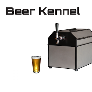 TURN BOTTLED BEER INTO DRAFT WITH BEER KENNEL