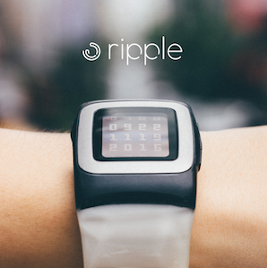 REVOLUTIONARY SOLAR-POWERED WATCH STRAP FOR PEBBLE TIME