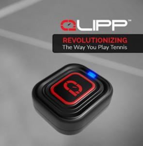 QLIPP – THE ULTIMATE TENNIS PERFORMANCE SENSOR