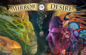 Mirror Of Desire: Fantasy Novel, Art-Book And Multimedia App!