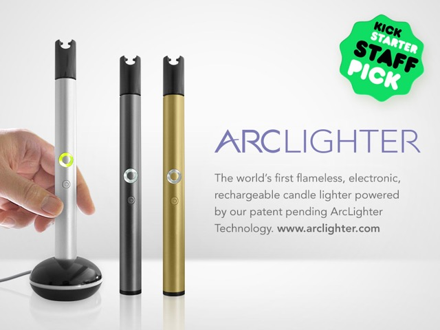 ArcLighter Kickstarter Campaign Successfully Raises Over 440% of Funding Goal