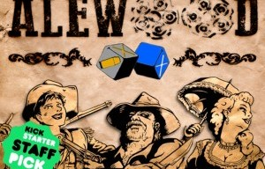 Alewood – The Game of Shooting Dice and Slinging Pints on Kickstarter