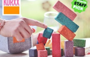 KORXX Cork Toys Launches Successful At Kickstarter