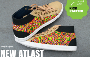NEW ATLAST on Kickstarter – Shoes Inspired by Vietnamese Traditional Fabric