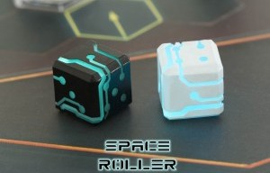 Space Roller: The Futuristic Dice for Your Sci-Fi Games