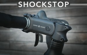 ShockStop: The Shock-Absorbing Bike Stem