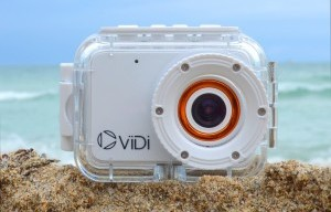 ViDi: A Pro-Grade Action Camera with No Learning Curve