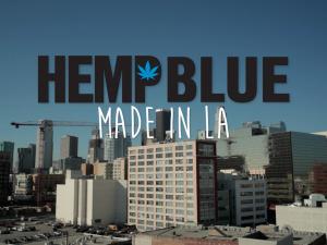 Hemp Blue: Sustainable Denim Made from Hemp!