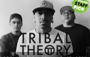 """Support Tribal Theory's New EP """"Reclamation"""" on Kickstarter!"""
