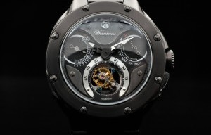 Dark Soul: The World's First Mechanical Tourbillon Watch Funded Within 4 Hours