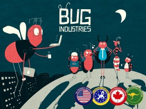 Now on Kickstarter: Bug Industries – a Card/Dice Game for us IT Nerds