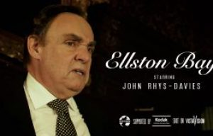 'Lord of the Rings' actor John Rhys-Davies to star in 'Ellston Bay'