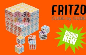 Unlimited Game Options: Sophisticated 3D Cubes Echoing the Rubik's Cube