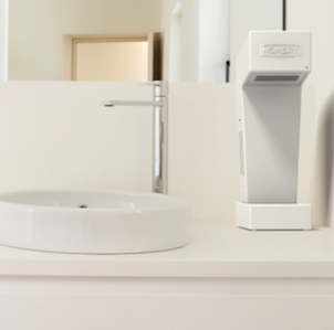 HÖMDRY: THE FIRST HAND DRYER BUILT FOR EVERY HOME