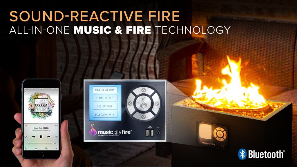 Music City Fire Company Heats Up on Kickstarter and Surpasses Their Funding Goal