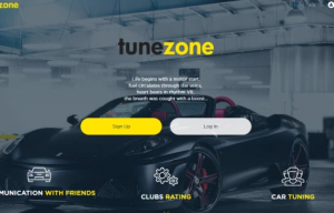TuneZone: A Social Media Platform for Car Lovers and Tuners