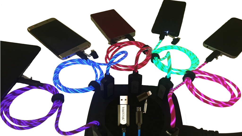 INTELLI-CHARGE: THE MOST INTELLIGENT AND VERSATILE CHARGING CABLE IN THE WORLD