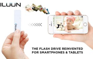 iLuun Introduces The First Wireless USB 3.0 Flash Drive For Smartphones,  Launches Kickstarter Campaign