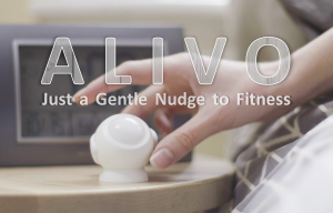 ALIVO: New Technology Provides Us with a Gentle Nudge to Fitness