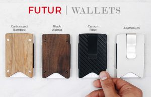 Futur Wallet: Sexy, Safe, and Built to Last