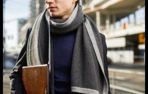 Jovens Pure Cashmere Custom Scarf Launches On Kickstarter