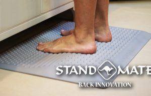 Stand Mate, The Ultimate Standing Mat Has Arrived On Kickstarter