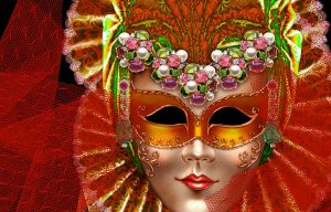 Venetian Carnival Tarot Kit – Mastering the Art of Divination