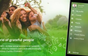 IThanks: Creating a World of Grateful People