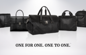 Buy an Eco-Friendly Luxury Bag, Support a Child's Education