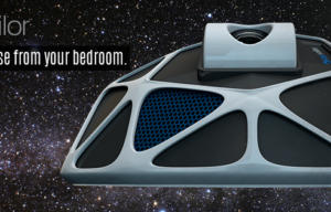 StarSailor – LiveSky: Stargaze from Your Bedroom with this Next-Gen Entertainment System