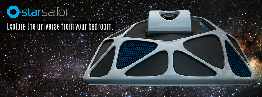 StarSailor – LiveSky: Stargaze from Your Bedroom with this Next-Gen Entert...