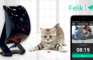 FELIK – The FIRST Artificially Intelligent Pet Toy is Now Available on Kickstarter!