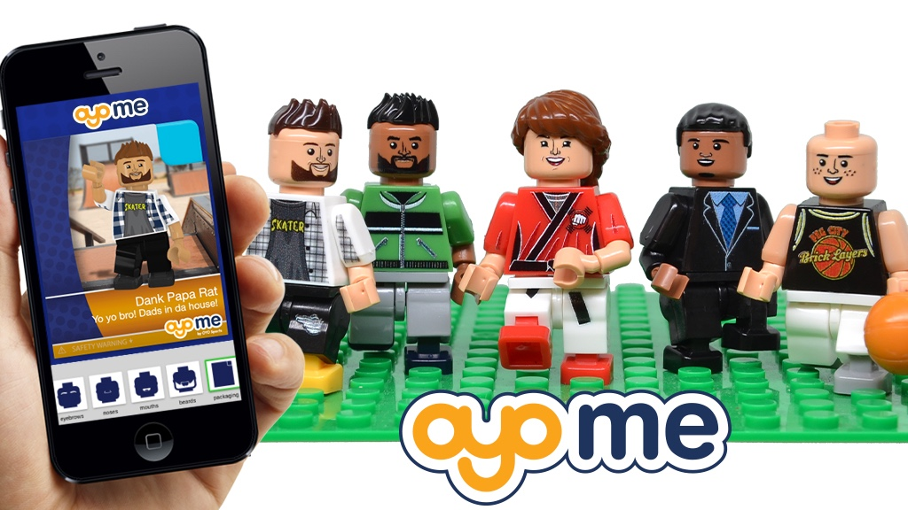 THE OYOME KICKSTARTER CAMPAIGN IS LEADING THE CHARGE TO INNOVATE PERSONALIZED MINIFIGURES OF….YOU!