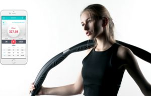 Revolutionary Personal Fitness Device, VHOOP, Now Available on Kickstarter