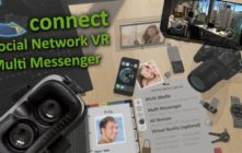 Introducing connect: A New Social Network in Virtual Reality That Offers Users Endless Possibilities